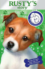 Battersea Dogs & Cats Home: Rusty's Story by Jane Clarke (paperback)