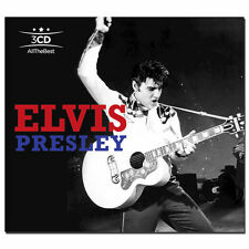 "ELVIS PRESLEY ""ALL THE BEST"" RARE BOX 3 CD LIMITED ITALY ONLY - SEALED"