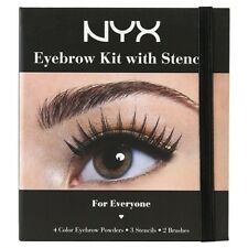 NYX Eyebrow Kit with Stencil - For Everyone