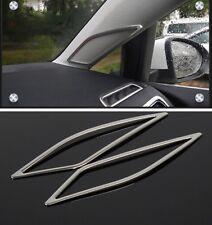 VW Golf 7 Edelstahl Frame for speakers GTI TSI TDI Rline Cover Blinds