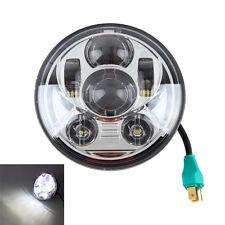 """5-3/4"""" Zoll Haupt LED Scheinwerfer Headlight Für Harley Sportster XL FX 883 1200"""