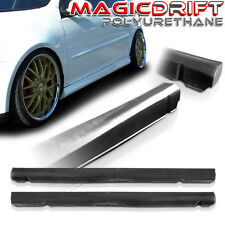 MK5 VW Golf GTi Side Skirts Rockers Votex Sideskirts Lip 06+ (Urethane)