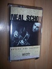 1986 Neal Schon Journey Beyond The Thunder Cassette