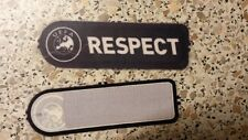Bundesliga Uefa Pokal Patch Logo Respect Patch Badge Lextra  Spielertrikot!