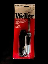 Weller 100 Watt Soldering Iron W100 for Stained Glass Temperature Controlled