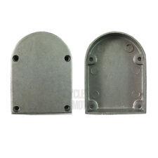 4 Holes Magneto Chrome Cover For 66cc 80cc Motor Bike Gas Engine Parts New