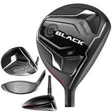 NICE! Ladies Cleveland Golf '2015 CG BLACK 18* 5 Wood -Womens-