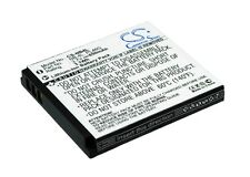 3.7V battery for Canon IXY Digital 80, IXY 210 IS, PowerShot SD750, Digital IXUS