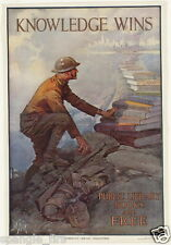 WW1 World War 1 propaganda recruitment poster photo 100 years 1914-2014