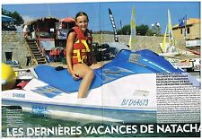 Coupure de presse Clipping 2010 (6 pages) natacha Joggeuse de Marcq en Baroeul