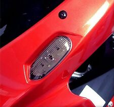 Hotbodies Front Turn Signals GSXR 1000 750 600 2006-2015 Smoke FREE SHIP