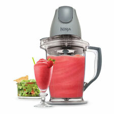 Ninja QB900 Master Prep 48 oz. Blender, Silver (Certified Refurbished)