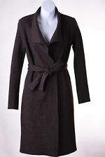 Judith & Charles Wool Brown Jacket Coat Size 2 or xs