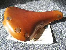 Brooks Finesse ladies leather + titanium saddle NOS (new old stock)
