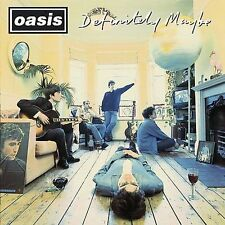 OASIS - Definitely Maybe CD ** BRAND NEW : STILL SEALED **