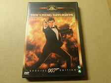 DVD / JAMES BOND 007 - THE LIVING DAYLIGHTS