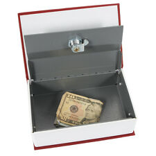 Dictionary Money Box Hidden Secret Book Design Valuables Safety Security Lock