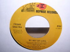 Frank Sinatra Cycles and My Way of Life Reprise Records 0764
