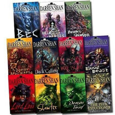 Demonata Series Darren Shan Collection 11 Books Pack Set NEW The Thin Executione