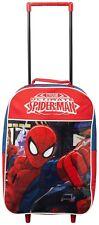 Trolley Koffer Schule Freizeit Reisen Kinder Tasche Marvel Spiderman 38 cm