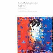 Paul McCartney - Tug of War (Paul McCartney Colection Remastered CD 1993) Exc