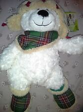 St Jude's Research Hospital Stuffed Animal Bear 2011 With Tags
