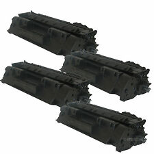 4pk CE505A 05A Toner Cartridge For HP CE505A LaserJet P2035 P2035n printer
