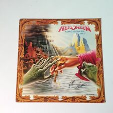 Helloween Keeper Of The Seven Keys Part 2 Vinyl Used 1988