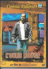 DVD ZONE 2--L'OURS ROUGE--CASTANO