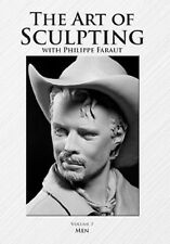 M01170 The Art of Sculpting 3 Philippe Faraut MEN Sculpt Instruction Video DVD