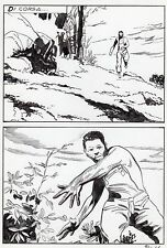 OUTRE TOMBE VENGEANCE OCCULTE SUPERBE PLANCHE ELVIFRANCE  PAGE 11