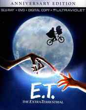 E.T. The Extra-Terrestrial Blu-ray/DVD Anniversary Edition