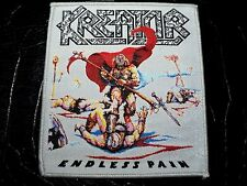 KREATOR  ENDLESS PAIN WOVEN PATCH