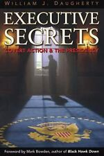 Executive Secrets: Covert Action and the Presidency-ExLibrary