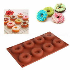 Silicone Mould Pan Donut Muffin Chocolate Cake Candy Cookie Cupcake Baking Mold