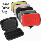 Universal Shockproof Protect Case Bag For WD Seagate 2.5'' Portable Hard Drive