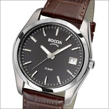 Boccia Quartz Dress Watch with Light Weight 40mm Titanium Case #3548-02