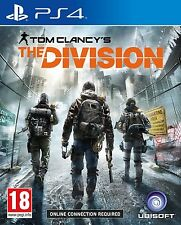 Tom Clancy's The Division (Playstation 4) PS4