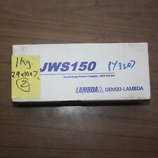 LAMBDA JWS150-48A In 240VAC Out 48V 3.3A POWER SUPPLY
