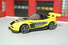 Hot Wheels 2015 Mazda MX-5 Miata Convertible - Yellow - Loose - 1:64