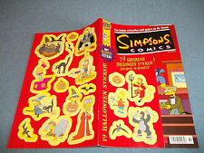 SIMPSONS COMICS***HEFT***NR.72 + STICKER