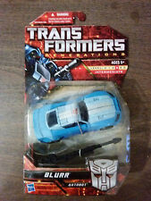 Transformers Generations Blurr NEW