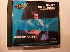 ANDY WILLIAMS VALVETONES NEW CD KILLER ROCKABILLY TOP UK BAND BRAND NEW SEALED