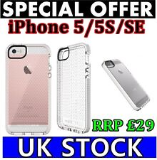IPhone se 5 5s Bianco TECH 21 Impactology EVO MESH Mobile Custodia Cover Retail Pack