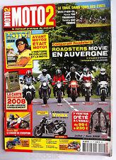 Moto 2 N°222; Salon Intermot/ ER-6n Kawasaki/ Monster 1100 Ducati/ Dossier vente