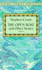 The Open Boat and Other Stories by Stephen Crane, pb
