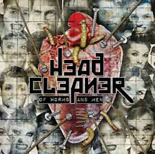 HEAD CLEANER - Of Worms and Men - CD