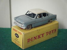 "FRENCH DINKY no: 24Z ""SIMCA VERSAILLES"" - Luce Blu / Bianco tetto (BOXED)"