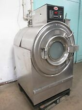 """UNIMAC UW50 S2"" H.D. COMMERCIAL 50lbs. CAP. LAUNDRY WASHER-EXTRACTOR MACHINE"