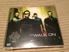 U2 - WALK ON DVD SINGLE - CLIPS FROM ELEVATION 2001 LIVE FROM BOSTON SEALED